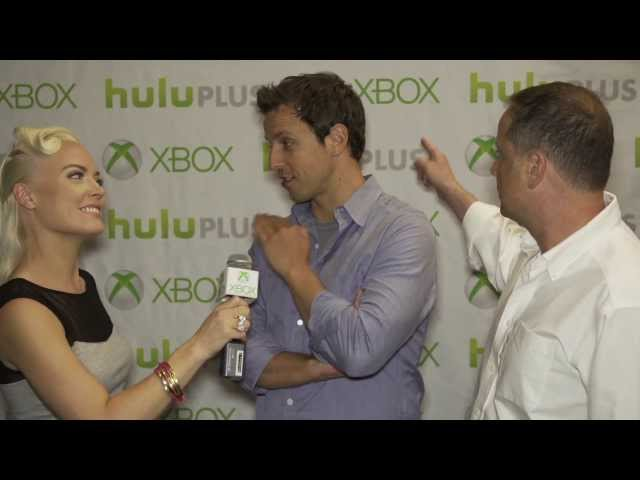 "Xbox & Hulu Plus present ""The Awesomes"" at Comic-Con 2013"