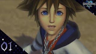 Let's Play Kingdom Hearts Final Mix HD | Part 1 - Destiny Awakens