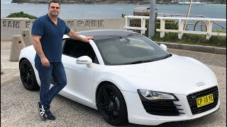 Audi R8 5.2 FSI Quattro New Pictures Videos