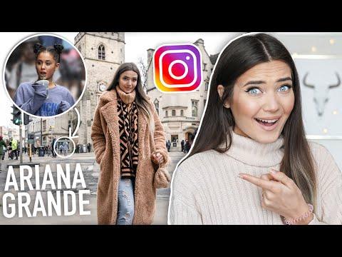 I Hid Celebrities In My Instagram Photos & No One Noticed...