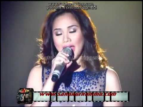 Sarah Geronimo - Get Here by Oleta Adams OFFCAM (19Aug12)
