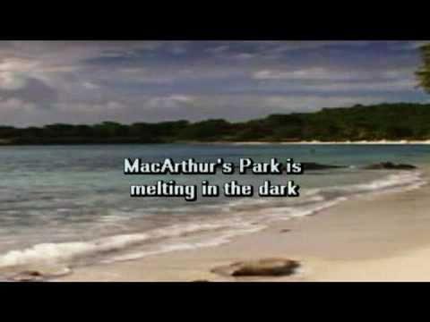 MacArthur Park - Richard Harris - HQ audio! & Lyrics !