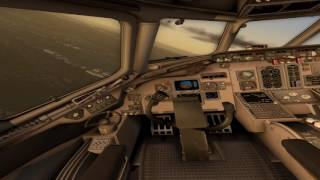 X-Plane 11 MD-80 Oculus RIft