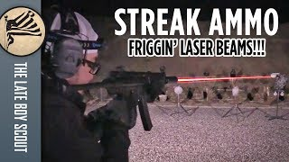 Non-Incendiary Tracers?! Streak Ammo in Full Auto