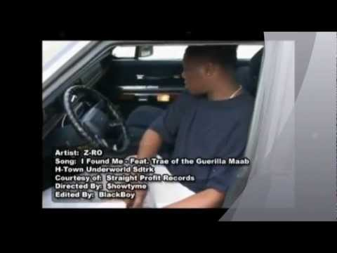 Z-RO & TRAE- I FOUND ME ( 2001 CLASSICC )