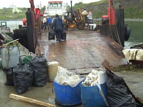 Cleaning up Long Island, West Cork, Ireland  - a good start
