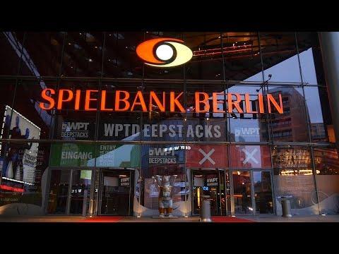 Spielbank Casino Tour with Alex Gray | WPTDS Berlin