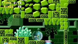 Sonic the Hedgehog - Vizzed.com GamePlay - User video