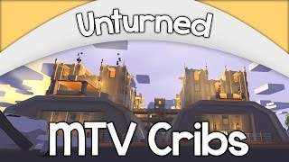 Mtv Cribs!! - Unturned Edition | Best Base Ever Ep. #3