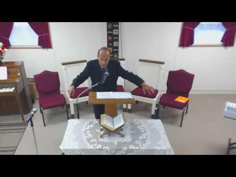 ''My Testimony'' 8/26/17 Bob Bockmann
