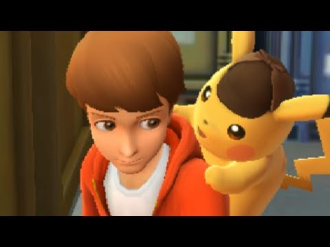 "Detective Pikachu | Chapter 7 - Case 1: ""Find The Warehouse In The Photo!"""