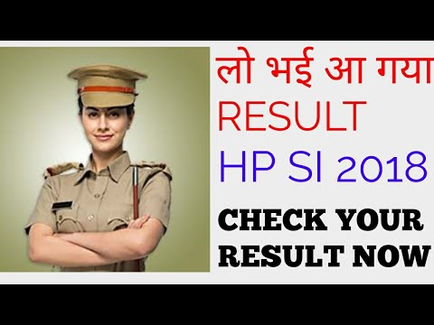 HP SUB INSPECTOR PRE EXAM RESULT OUT || FULL ANALYSIS ||