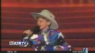 Justin Timberlake 11 years old on star search