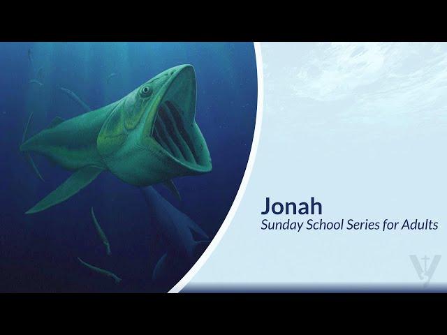 Jonah · 210905 Sunday School · Ross Kilfoyle