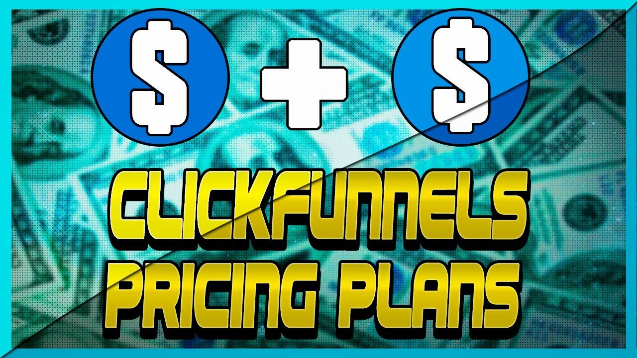 Clickfunnels Pricing 2019 [