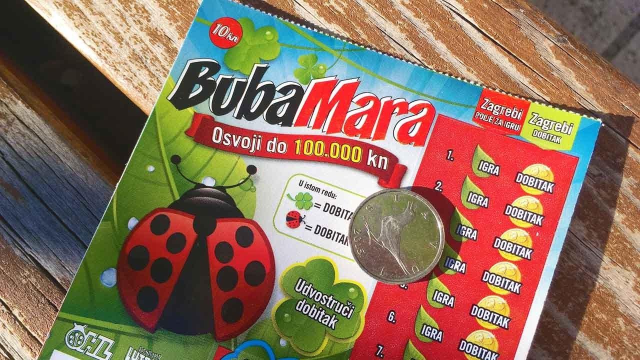 Hrvatska Lutrija Buba Mara