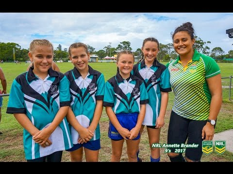NRL Development Annette Brander Shield Highlights