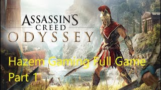 ASSASSIN'S CREED ODYSSEY Gameplay Walkthrough Part 1 [1080p HD] - No Commentary