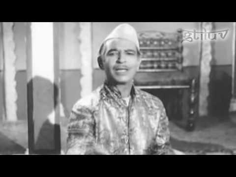 Aaj Kyon Humse Parda Hai - Sadhna