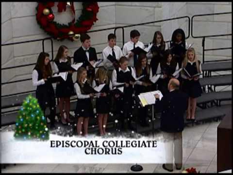 The Sounds of the Season - Episcopal Collegiate School Chorus