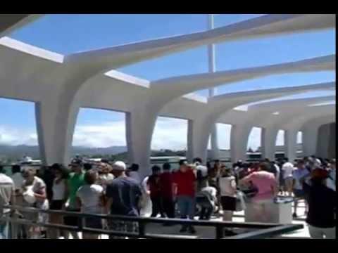 Pearl Harbor-USS Arizona Memorial