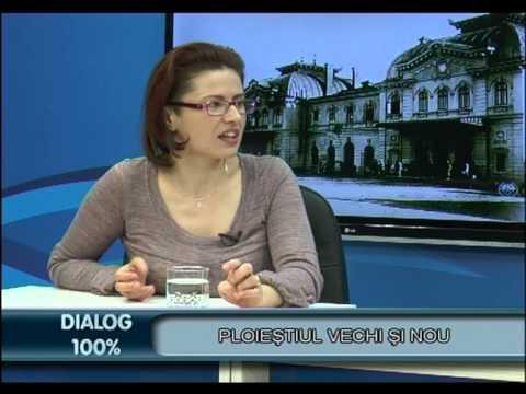 Dialog 100% cu Loredana BRATILA si Lucian VASILE 5 noiembrie