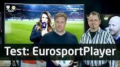 Test: Der EurosportPlayer im Vergleich der Übertragungswege
