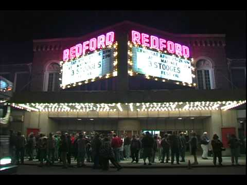 Three Stooges Film Festival at The Redford Theatre