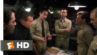 U-571 (3/11) Movie CLIP - Mission Briefing In Submarine (2000) HD