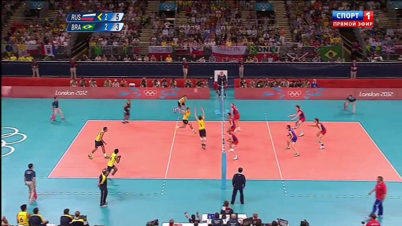 волейбол россия бразилия фото