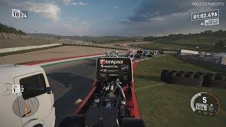Forza 7 Demo [XOne] - Mercedes-Benz Racing Truck at Mugello Gameplay