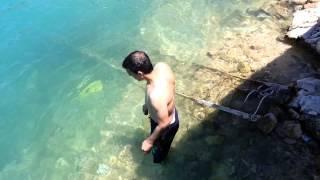 Suda yorulmadan süzülerek yüzmek