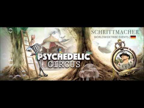 Psychedelic Circus Festival 2016 - Promo Set - SCHRITTMACHER
