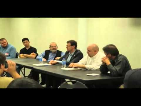 Panel on Secular Morality (part 4_7)