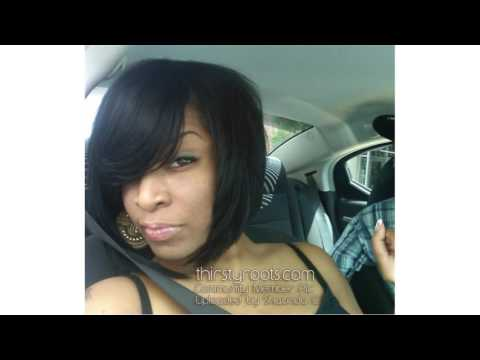 bob hairstyles for black women with weave