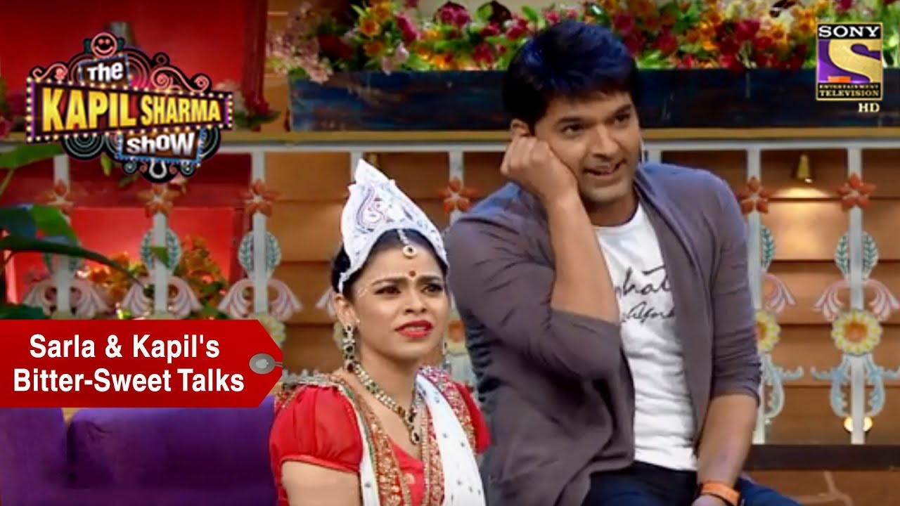 Sarla & Kapil's Bitter-Sweet Talks - The Kapil Sharma Show