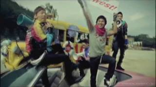 Big Bang - Sunset Glow MV (HD)