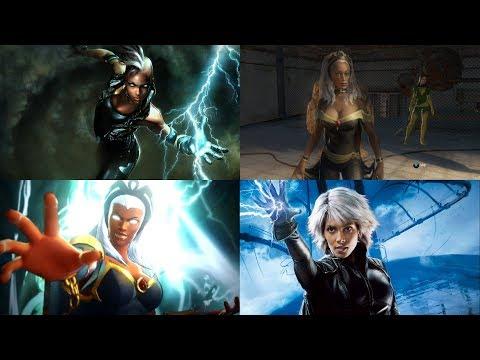 Evolution of Storm in Marvel Ultimate Alliance Games (2006 - 2019)