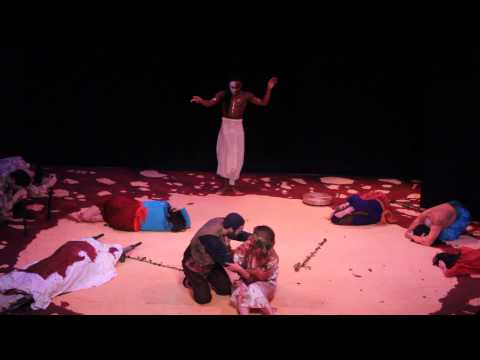 THE BACCHAE PHASE 9