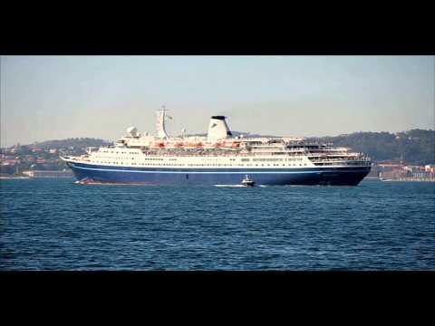 Pel cula de los mayores cruceros del mundo arribando al - Puerto de vigo cruceros ...