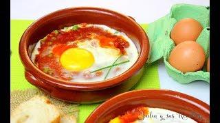 Cómo hacer huevos al plato en microondas / EN 3 MINUTOS, FACILÍSIMOS!!