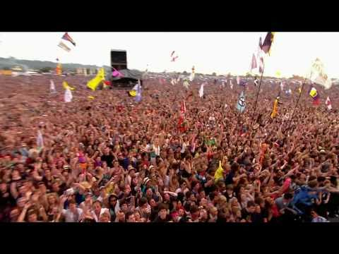 Lady Gaga - Poker Face (Live at Glastonbury Festival 2009) HD
