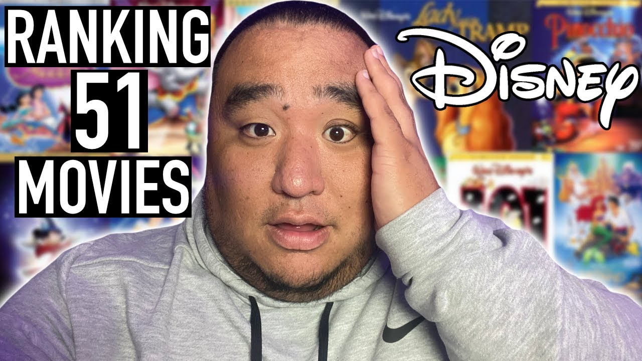 I Ranked 51 Disney Movies in ASMR (Whispered)