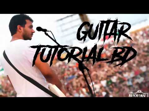 How To Play Guitar /GuItar Tutorial Paet 9 (BANGLA)/Finger Exercise 8 Acoustic Guitar Lessons