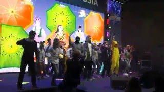 Свадебный танец Just Dance 2016