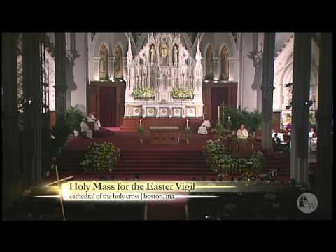 Cardinal Seán:  Jesus is Alive! | Easter Vigil (2016)