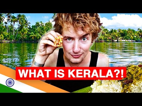 WHAT IS KERALA?! | Exploring India's Magical Backwaters