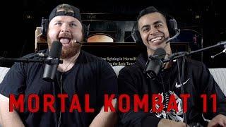 First Time Playing: Mortal Kombat 11 | David Lopez