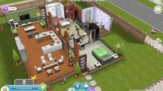Сериал в игре  Sims фриплей 1 сезон 4 серия девчачья школа