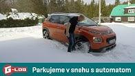 GLOG 07 - Ako som parkoval v snehu s automatom